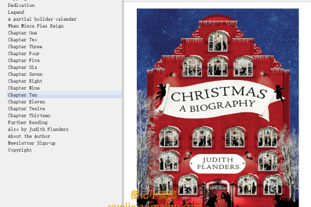 【电子书】Christmas: A Biography by Judith Flanders(mobi,epub,pdf)