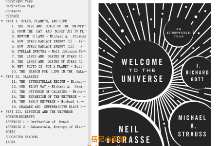 Welcome to the Universe: An Astrophysical Tour by Neil deGrasse Tyson,  Michael A. Strauss, J. Richard Gott III