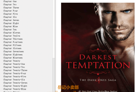 Darkest Temptation (The Dark Ones Saga #4) by Rachel Van Dyken