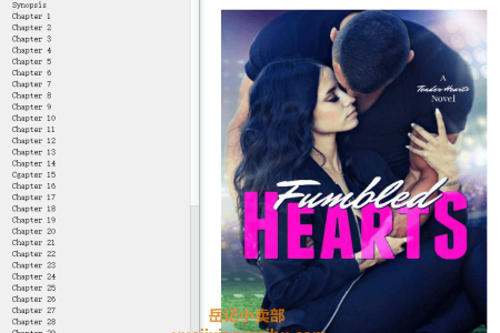 Fumbled Hearts (Tender Hearts #1) by Meagan Brandy