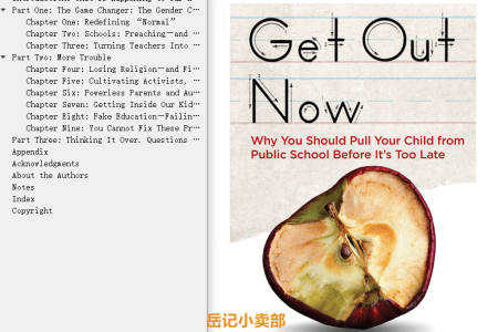 Get Out Now: 7 Reasons to Pull Your Child from Public Schools Before It's Too Late by Mary Rice Hasson