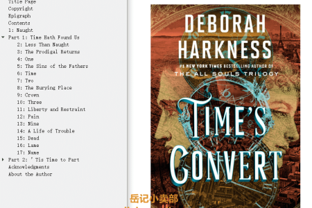Time's Convert (All Souls Universe #1) by Deborah Harkness