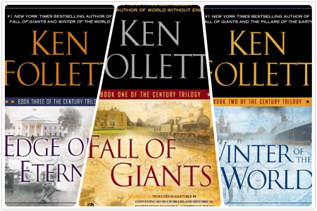 【配音频】The Century Trilogy 3 book series by Ken Follett (mobi,epub,pdf)