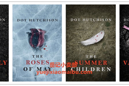 【配音频】The Collector 4 book series by Dot Hutchison(mobi,epub,pdf)