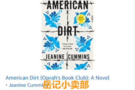 American Dirt by Jeanine Cummins 免费下载(mobi、epub、pdf)