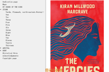 【配音频】The Mercies by Kiran Millwood Hargrave(mobi,epub,pdf)