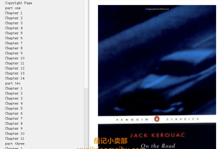 【配音频】On the Road (Duluoz Legend) by Jack Kerouac(mobi,epub,pdf)