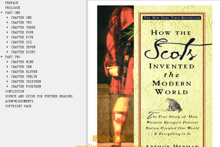 【配音频】How the Scots Invented the Modern World by Arthur Herman(mobi,epub,pdf)