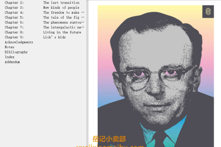 【配音频】The Dream Machine: J.C.R. Licklider and the Revolution That Made Computing Personal by M. Mitchell Waldrop(mobi,epub,pdf)