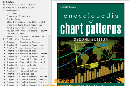 【电子书】Encyclopedia of Chart Patterns 2nd Edition by Thomas N. Bulkowski(mobi,epub,pdf)